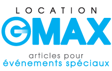 Reception and  Evenement - GMAX Rentals